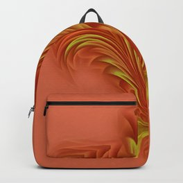 Color Meditation - Orange  Backpack
