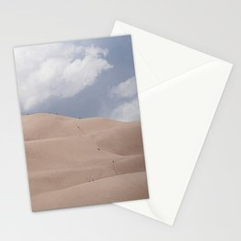 We become miniatures Stationery Cards