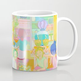 Divided But not Isolated Coffee Mug
