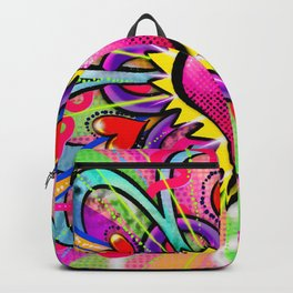 Hearts Abound! Backpack