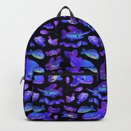 Ocean constellations Backpack