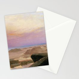 Jean-Leon Gerome - The Two Majesties - Digital Remastered Edition Stationery Cards