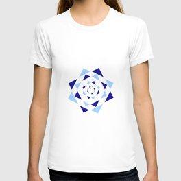 Star of David 37- Jerusalem -יְרוּשָׁלַיִם,israel,hebrew,judaism,jew,david,magen david T-shirt
