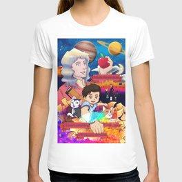 Niels Feynman   New comic cover T-shirt