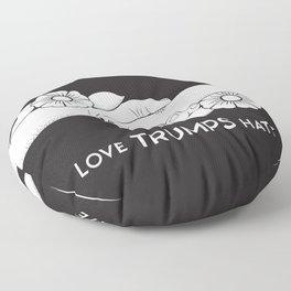 Not My President Floor Pillow