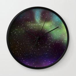 Stars, stars and more stars Wall Clock