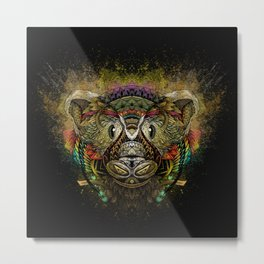 Animal Spirit: The Extraordinary Panda Metal Print