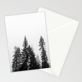 Deep in the Forest of Yosemite Stationery Cards