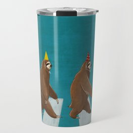 Sloth the Abbey Road Travel Mug
