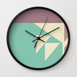 Metriks No.001 Wall Clock