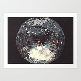 Disco Kunstdrucke