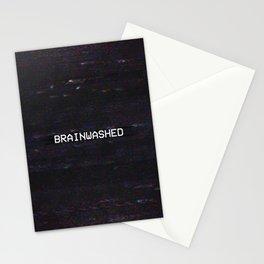 BRAINWASHED Stationery Cards