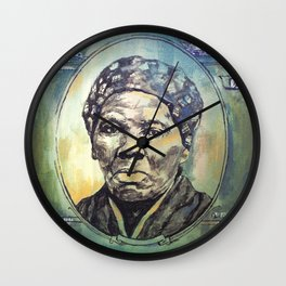 Hero Harriet  Wall Clock