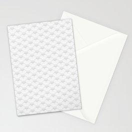 Light Tech hexagon 01 Stationery Cards