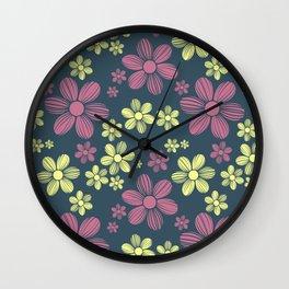 Pattern #22 Wall Clock