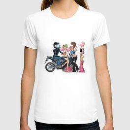 Chewing gum T-shirt