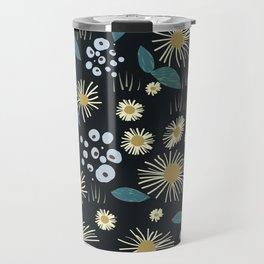 Evening Daisy - FV Pattern Collection Travel Mug