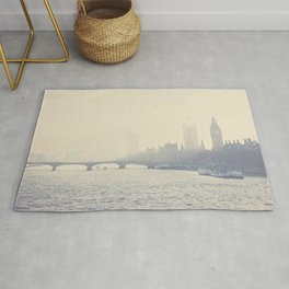 the city of London ... Rug