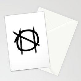 nihilistic impulses Stationery Cards