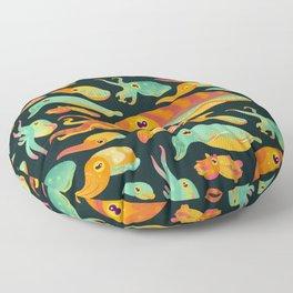 Cuttlefish Floor Pillow