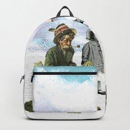 Charity  Backpack