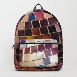 Disco Ball Backpack