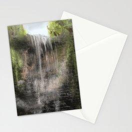 Roughtinglinn Waterfall Stationery Cards