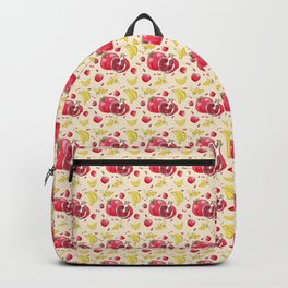 Pomegranates and Bananas Backpack