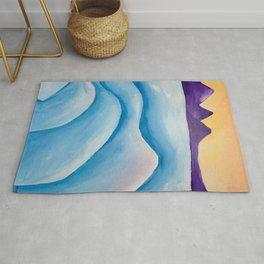 Purple Mountain Rug