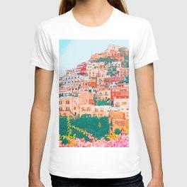 Positano, beauty of Italy T-shirt