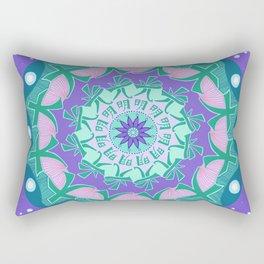 Soul Healing Mandala Rectangular Pillow