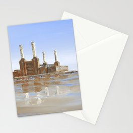 Battersea Power Station Stationery Cards