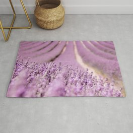 Lavender Happiness Rug