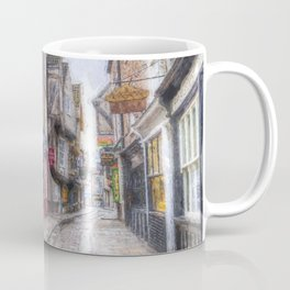 The Shambles York Art Coffee Mug