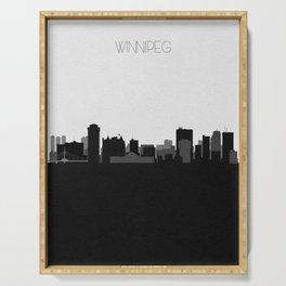 City Skylines: Winnipeg Serving Tray