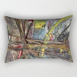 #ArtLeak Rectangular Pillow