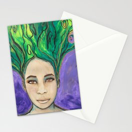 Venus Rising Stationery Cards
