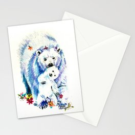 Mama Bear Lovin Stationery Cards