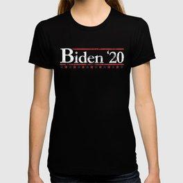 Biden 20 Vote for Joe for President T-shirt