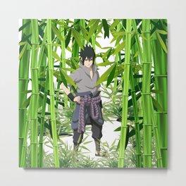 Hero anime 01 Metal Print