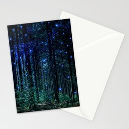 Magical Woodland Stationery Cards