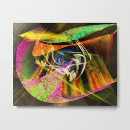 Insperation of colors Metal Print