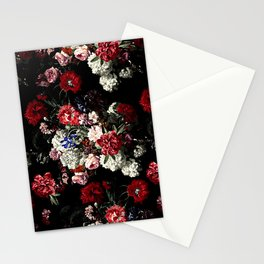 Midnight Garden XVI Stationery Cards
