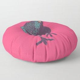 Pop Pigeon Floor Pillow