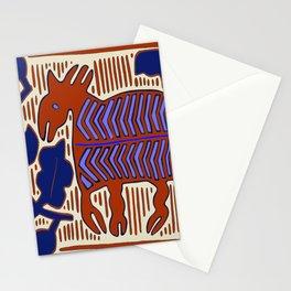 San Blas Island Deer Stationery Cards