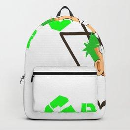 Just some weird stuff Backpack