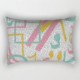 MUMBLE JUMBLE PRIMA Rectangular Pillow