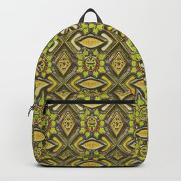 Artistic Egyptian background pattern Backpack