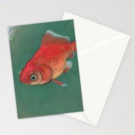 Goldfish #3 Stationery Cards