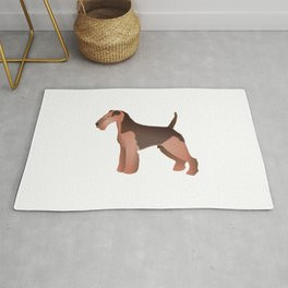 Welsh Terrier Rug